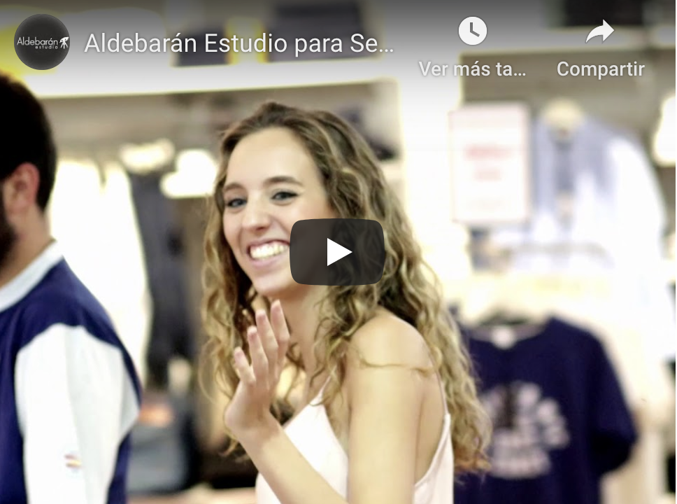 Aldebarán Estudio para Sevilla Fashion Outlet